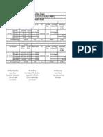 Energy Calculation August 2020 (Unit-01)
