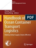 Handbook of Ocean Container Transport Logistics_ Making Global Supply Chains Effective PDFDrive