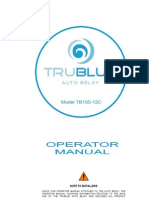 TRUBLUE Autobelay Operators Manual