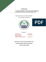 Efektifitas Dalam Penerapan Teknologi Pda (Personal Digital Assistant) Di Pelayanan Keperawatan