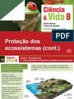 Proteção dos ecossistemas (cont.)