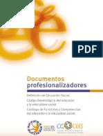Documentos profesionalizadores