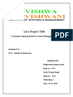 45935597-consumer-buying-behavior-toward-shopping-malls-Live-Project-of-CB-Raghvendra-Patel-amp-Shrisir-Pratap-Singh