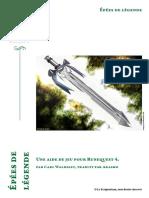 RuneQuest - Epées de légende [FR]