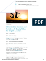 5 Simple Rules to Master the Use of Gerunds and Infinitives _ FluentU English