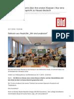 Bruns, Hildburg - Neu-Köllner Schulleiterin 'Wir sind arabisiert'  - 1 von 103 Kindern spricht deutsch (2018, Netz)
