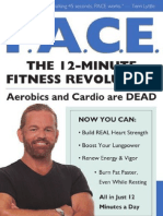 Pace The 12-Minute Fitness Revolution-Mantesh