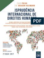 Jurisprudência Internacional de Direitos Humanos - Caio Paiva (2017)