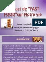 FAST-FOOD final