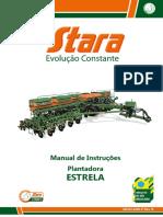 MANUAL STARA  PLANTADORA ESTRELA