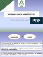 Sucessão Ecológica PSA