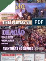 Dragão Brasil 155 - Final Fantasy VII Remake
