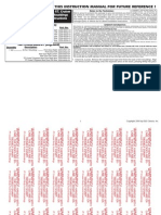 01 06 CHRYSLER PT CRUISER PILLAR POST INSTALLATION MANUAL CARID.COM