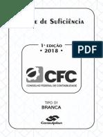 Exame CFC 1ª Edição 2018