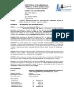 INFORME N°2121-aprobacion de expediente tecnico con acto resolutivo