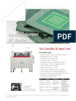 Semiconductor _RF device_Test Handler System