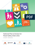 National Plan of Action for Road Safety 2018-2021 (short version)