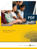 Symantec_Education_Services_Catalog