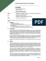 INF. N° 001-2020 = Op.Leg. Convenio con P.C.A Periodo 2020-2023