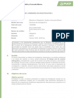 Sílabo 2020-2 (1EMG01) Seminario de Investigación 2
