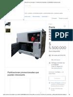 Planta Eléctrica 6,5 Kva Arranque Y Transferencia Automática - $ 5.500.000 en Mercado Libre