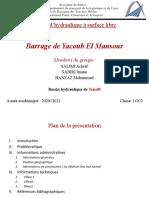 Barrage Ouirgane