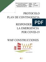 PROTOCOLO WMF CONSTRUCCIONES