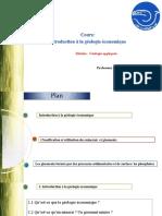 Cours Géologie Economique (1)