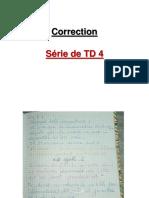 Correction -Série TD 4-