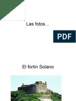 Fotos del Porteñazo