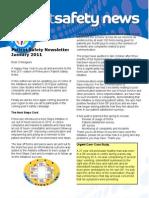 Newsletter Jan 2011