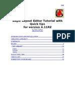 Eagle Layout Editor Tutorial