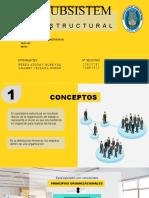 Subsistema Estructural (4.2.2)