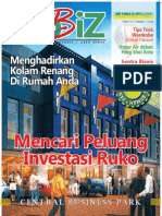 [AyoCariRumah.Com] Tabloid ProBiz Edisi 12, Peluang Investasi Ruko
