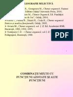 funcțiuni mixte azotate