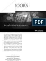 TAS BOOKS Introduction to Accounts 2006