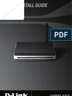 D-Link DPR-1260 Quick Install Guide
