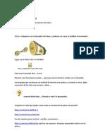 Actividad 5º grado Mecanismo de Poleas Nov 2020