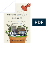 David Sloan Wilson - The Neighborhood Project_ Using Evolution to Improve My City, One Block at a Time (2011, Little, Brown and Company) - libgen.lc