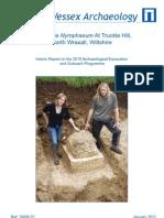 Truckle Hill 2010 Interim Report