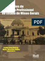 Instituições de educação profissional no estado de Minas Gerais
