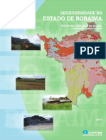Geodiversidade RR Atual