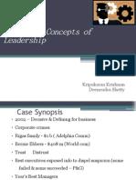 OB Case-Leadership-KK