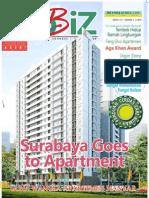 [AyoCariRumah.Com] Tabloid ProBiz Edisi 13, Surabaya Goes Apartement