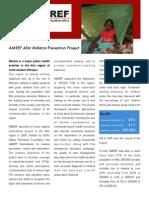 AMREF Afar Malaria Case Study