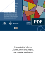Sistema judicial boliviano