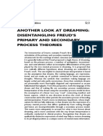 another look at dreaming