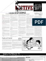 UPLB Perspective Volume 37 Special Election Issue
