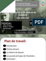 Téorie Darwin