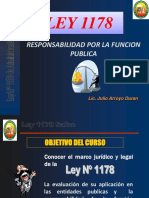 LEY SAFCO TALLER NOV 2020 YAPACANI
